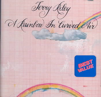 RAINBOW IN CURVED AIR BY RILEY,TERRY (CD)