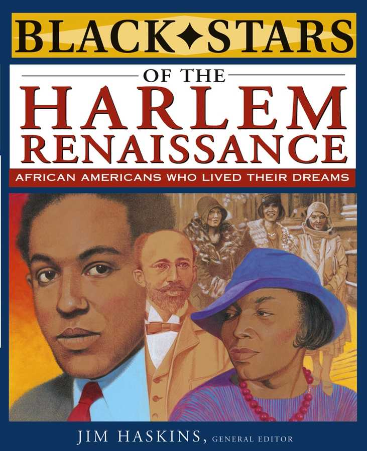 Black Stars of the Harlem Renaissance By Haskins, James (EDT)/ Tate, Eleanora/ Cox, Clinton/ Wilkinson, Brenda